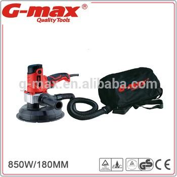 G-MAX 850w强大的180mm干砂光机机gt11918