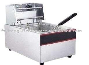 Hot-selling new industrial commercial potato deep tanks fryer//Electric Deep Fryer