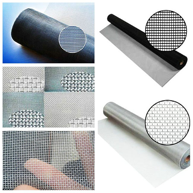 Stainless Steel Insect Screen /window Screen /mosquito Wire Mesh
