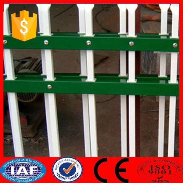 花园安全栅栏栅栏/户外栅栏使用铁艺门/焊接花园栅栏板
