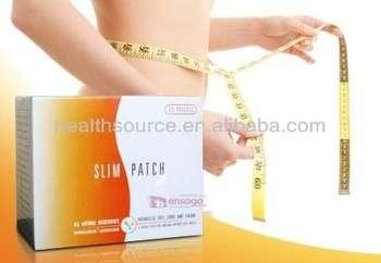 无副作用植物草本磁石减肥贴片/减肥贴片