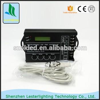 可编程的时间tc420 LED控制器