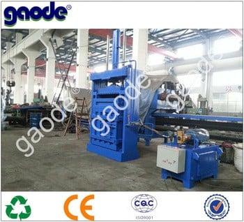 hc82-630液压毛线废棉打包机