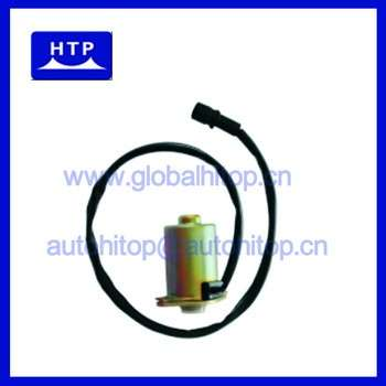 Low Price Cheap Excavator Spare Parts Rotary Solenoid Valve For
