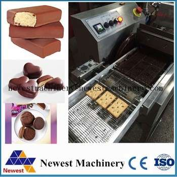 Hot sale mylikes chocolate polising machine/snack enrobing machine/chocolate beans production machine
