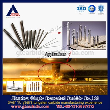 Precision grinding carbide rods manufacture tungsten carbide rods supplier
