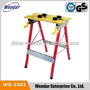 可调工作台,可折叠木工工作台,折叠工作台