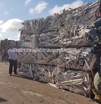 UPVC WINDOWS FRAME PROFILE BALED FORM SCRAP