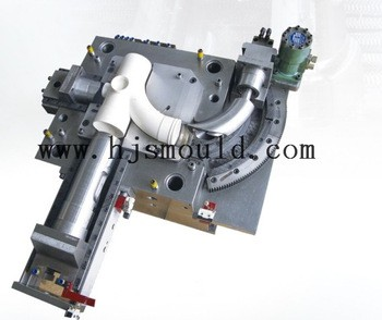 PVC Pipe fitting mould for producing plastic pipe fitting