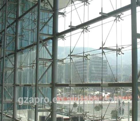 2015新设计结构玻璃幕墙蜘蛛幕墙配件