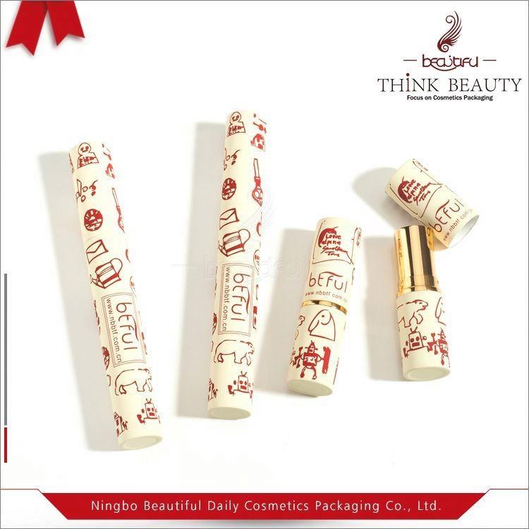 Cosmetic Packaging Aluminium Lipstick Container