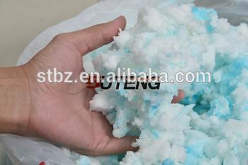 中国批发破碎泡沫压缩包装填充枕头/玩具