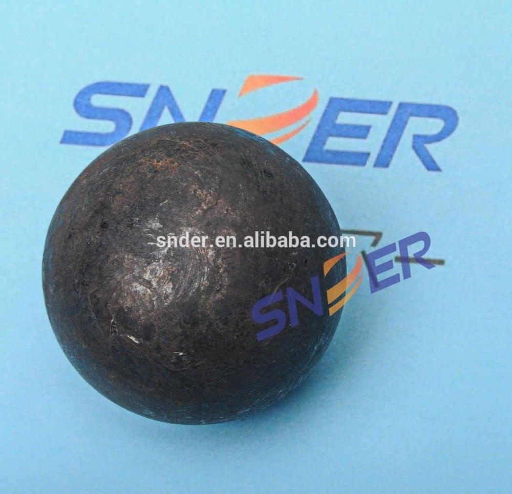 锻造铸磨球/高效矿铸磨球