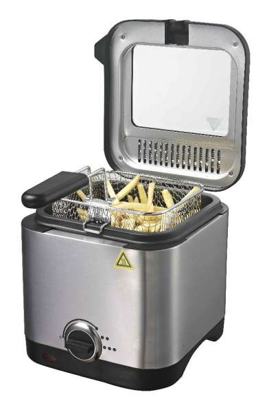1.5L Electric deep fryer