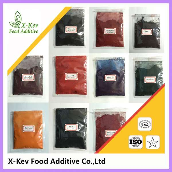 Food Grade Dye/colorant/pigment/food Coloring Powder