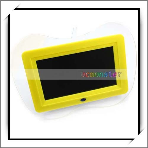 7 Inch Wide Screen Funny Digital Photo Frame