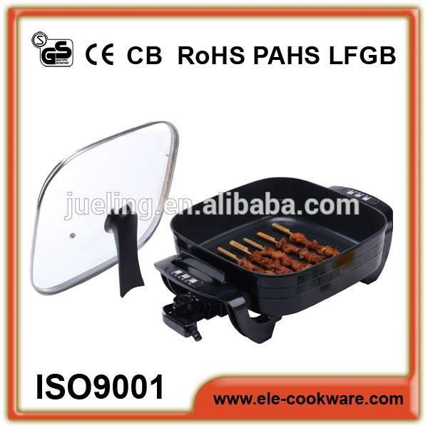 Durable Electrical Skillets / Electric frying pan