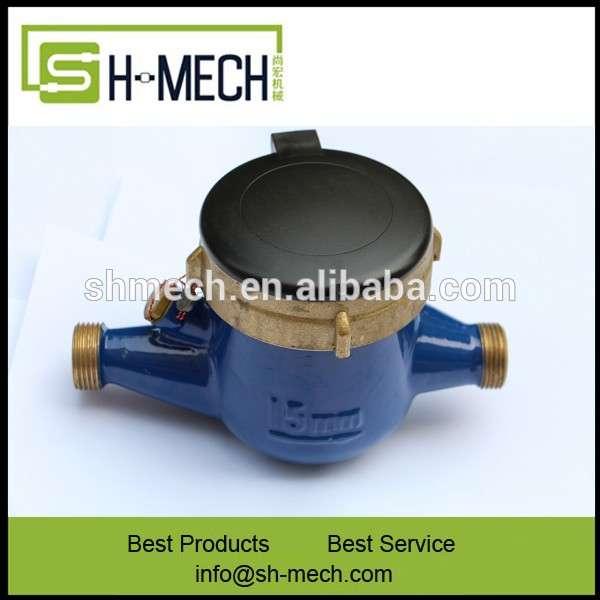 高性能1英寸脉冲输出水流量传感器