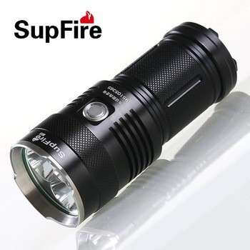 SupFire M6 new 2000lm XML-T6 led for emergency flashlight