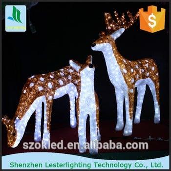 2017最新设计的圣诞激光LED庭院花园装饰灯