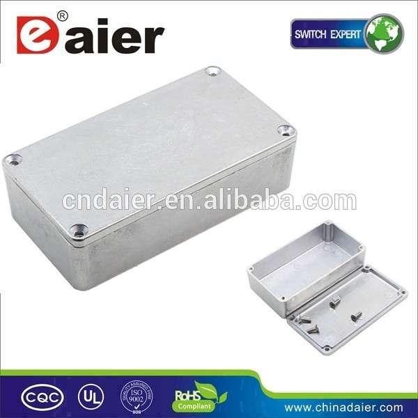 1590b电子铝外壳