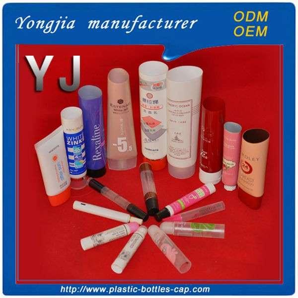 软管包装化妆品塑料管螺纹瓶盖