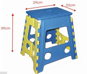 塑料折叠凳超强折叠成人儿童凳