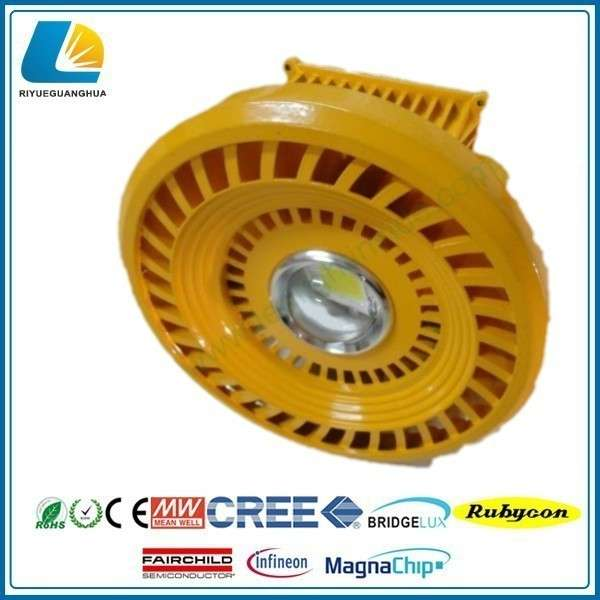 Explosion-proof cob led flood light 100w