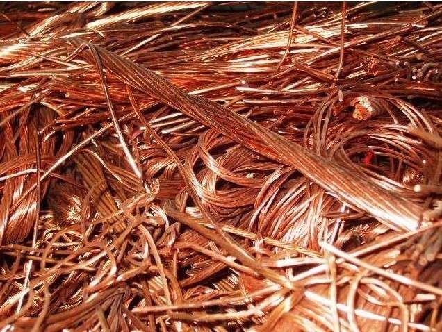 纯millberry铜、铜屑、废铜线99.9%