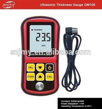 GM100证照齐全的测厚仪,数显测厚仪测量工具