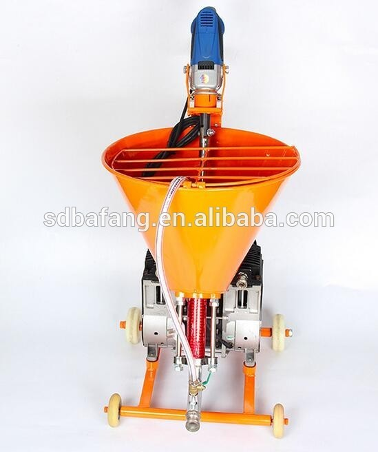 Cement Mortar Spraying Pump BF Waterproofing Painting Machine