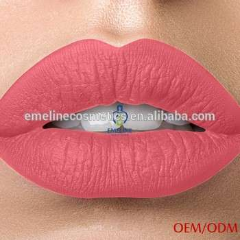 Private Label Matte Liquid Lipstick For Makeup