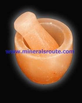 喜马拉雅盐砂浆&;amp;杵