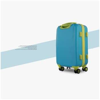 620b22ac0c In stock abs + pc luggage travel bags suitcase trolley case carry on travel