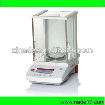 纳德测量&;amp;分析仪器秤电子精密天平&;amp;数字平衡dv314c 310g 0.1mg