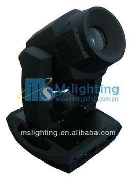 LED舞台灯光150w 16ch LED摇头现场舞台灯光图案的虹膜