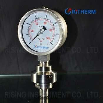 机械密封螺纹设计,焊接体(DCS 104)