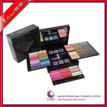 专业85色彩妆套装,自有品牌OEM化妆盒