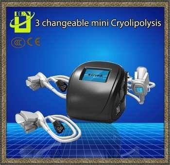 便携式冷塑身冷冻溶脂冷成型机、减肥瘦身