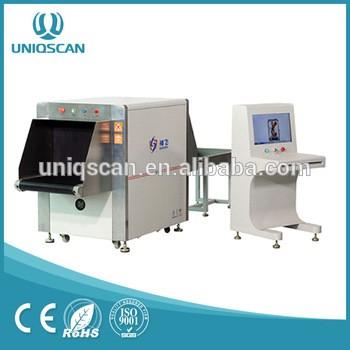 酒店行李的X光扫描仪包裹X射线检测机中sf6550