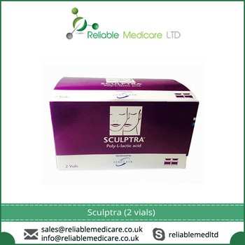 Sculptra (2 Vials) - Collagen Wrinkle Injection