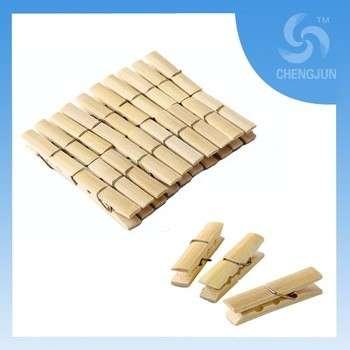 廉价的竹衣夹,衣夹,衣夹cp-006