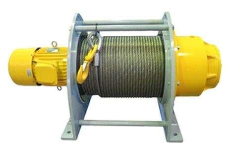 电动绞车tb3000a / tb3000b