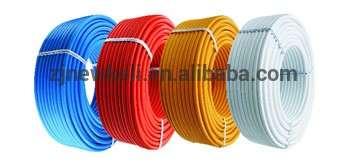 铝塑复合管对接焊接