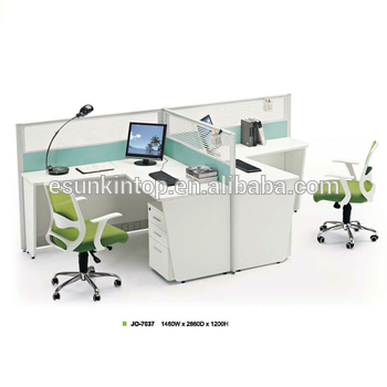 二手办公桌2人办公桌办公桌隔断材料玻璃墙三聚氰胺中密度纤维板整理