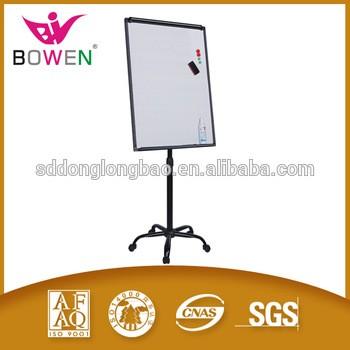 2017良好的bw-va写字板提供定制尺寸的磁面可调节高度的书写绘图白板挂图