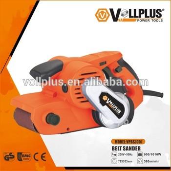 vollplus vpbs1001 900w 1010w宽砂带砂盘金属木材