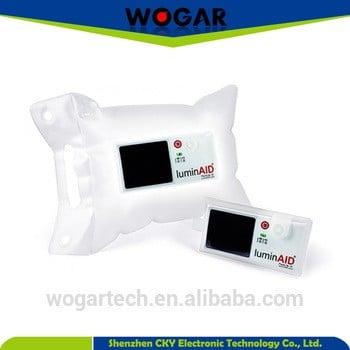 空气LuminAID,LuminAID,LED急救灯、太阳能野营灯户外防水充气折叠