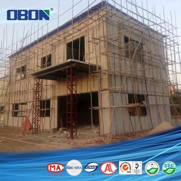 OBON Manufacturer Cement Concrete Eps Foam Board For Wall