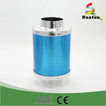 2016专业消声器不锈钢无流动排气消声器